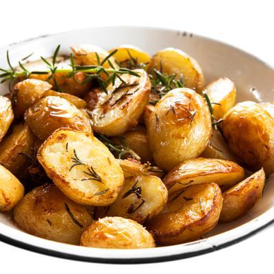 Recette : Papillote de pommes de terre au petit suisse..